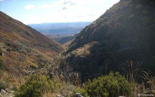Sendero Cañón del Forcadura