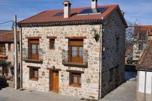 Casa rural en Navafría - La Casa de los Abuelos