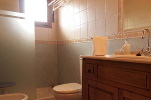 Baño - La Casa de las Azas
