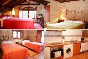Casa rural en Segovia - El Choricero