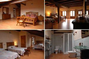 Casa rural para grupos - Segovia