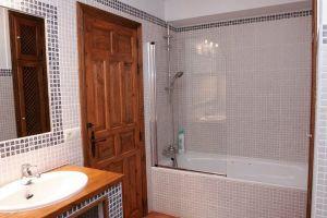Baño - Casa Rural La Peñuela
