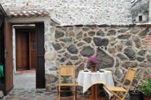Alojamiento rural en Collado Hermoso - Casa rural La Te