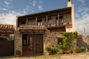 Casa rural El Cocedero en Santo Domingo de Pirón