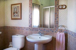 Baño - Casa rural El Labriego A