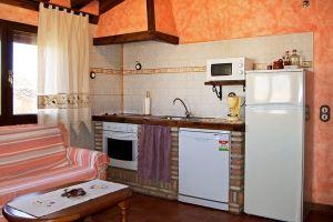 Cocina - Casa rural El Labriego A
