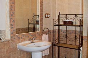 Baño - Casa rural El Labriego B