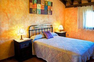 Habitación - Casa rural El Labriego B
