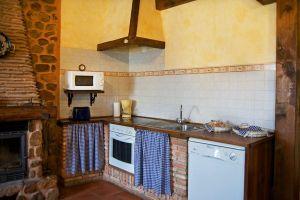 Cocina - Casa rural El Labriego B