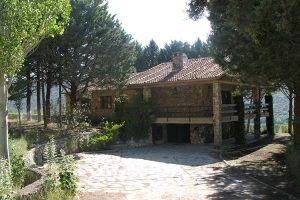Casa rural Las Vencías