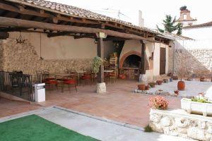 Casa rural en Tierra de Pinares - El Bandolero