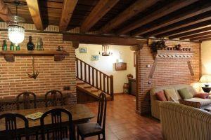 Alojamiento rural Otero de los Herreros - El Capricho