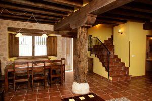 Alojamiento rural grandes grupos - Casas rurales Hacendera - Segovia
