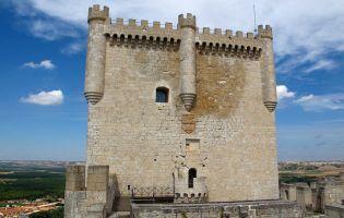Torre del Homenaje - Castillo de Peñafiel