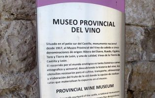 Museo del vino - Peñafiel