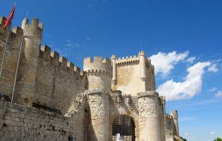 Visita al Castillo de Peñafiel