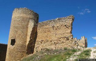 Cubo de la fortaleza - Castillo de Berlanga