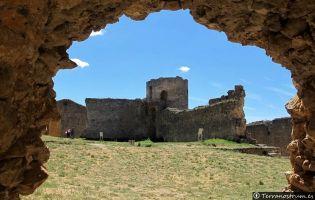 Patio de armas - Castillo de Berlanga de Duero