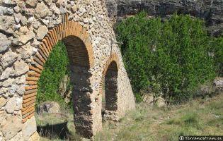 Acueducto - Castillo de Berlanga de Duero
