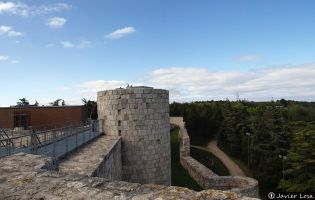 Mirador Castillo de Burgos
