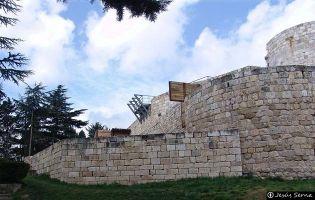Visita al Castillo de Burgos