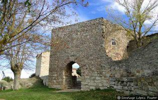 Muralla y puerta de entrada de Medinaceli