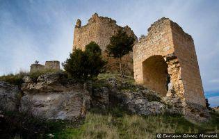 Castillo Templario de Castillejo de Robledo.