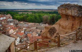 Vistas desde el Castillo de San Esteban de Gormaz