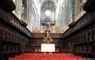 Coro y sillería - Catedral de Astorga