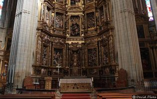 Retablo Mayor - Catedral de Astorga