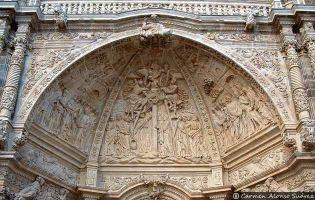 Fachada - Catedral de Astorga