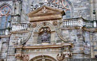 Portada - Catedral de Astorga