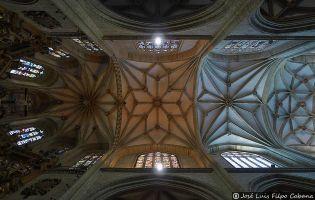 Bóveda - Catedrald de Astorga