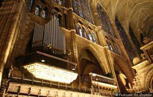 Órgano - Catedral de León