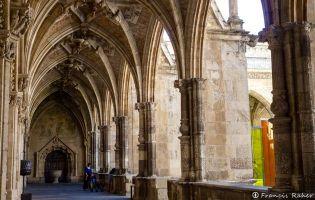 Claustro - Catedral de León