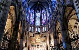 Vidrieras - Catedral de León