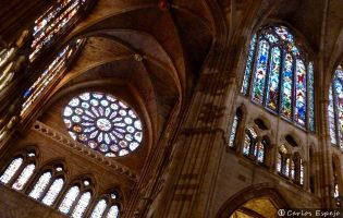 La Casa de la luz - Catedral de León