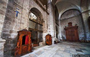 Capillas - Catedral de Valladolid