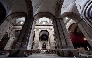 Interior Catedral de Valladoli