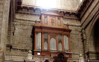 Órgano Catedral de Valladolid