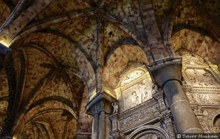 Girola Catedral de Ávila