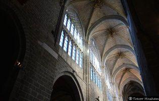 Bóveda de crucería - Catedral de Ávila