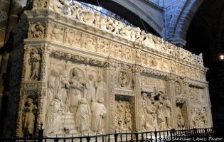 Trascoro - Catedral de Ávila