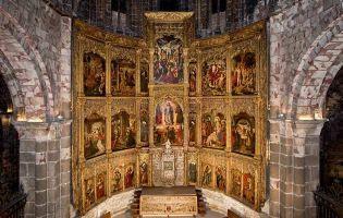 Retablo Mayor - Catedral de Ávila