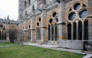 Claustro - Catedral de Ávila