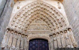 Puerta Norte - Catedral de Ávila
