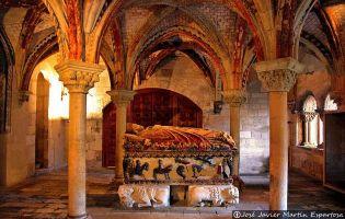 Sepulcro de San Pedro de Osma - Catedral de El Burgo de Osma