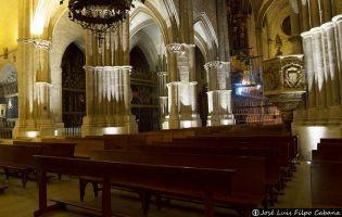 Interior - Catedral de El Burgo de Osma