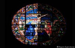 Vidrieras - Catedral de El Burgo de Osma