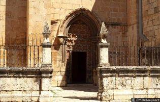 Portada Capiscolía - Catedral de El Burgo de Osma